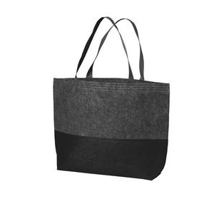 Port Authority® Large Felt Tote