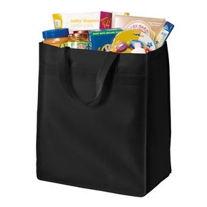Port Authority® Standard Polypropylene Grocery Tote