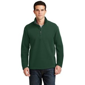Port Authority® Men's Value Fleece 1/4-Zip Pullover Jacket