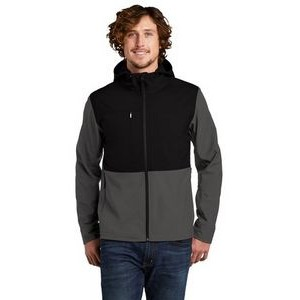 The North Face� Men's Castle Rock Hooded Soft Shell Jacket