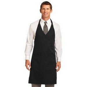 Port Authority® Easy Care Tuxedo Apron w/Stain Release