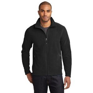 Eddie Bauer® Men's Full-Zip Microfleece Jacket