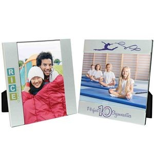6 x 4 Aluminum Photo Frame
