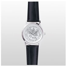 Etched Medallion Watch