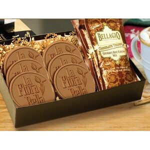 Large Cookie and Cocoa Gift Box