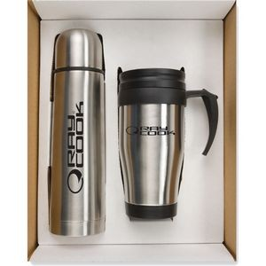 Thermo Bottle/Mug Gift Set