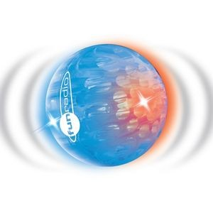 AirGlow Balls w/Sound (Blue w/Blue & Red LED)