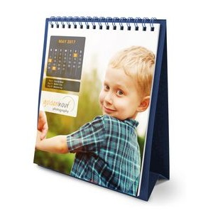 Flip Calendar w/Custom Photos (Tall)