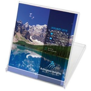 Jewel Case Calendar w/Custom Photos (CD)
