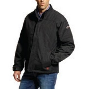 Ariat® FR H2O Insulated Men's Black Waterproof Jacket